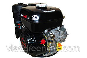 Бензиновый двигатель Weima ВТ170F-S (CL) (центробежное сцепление, вал 20 мм, шпонка)
