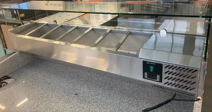 Холодильна вітрина надставка Hurakan hkn-gxd2000gc, фото 2