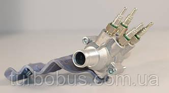 Нагреватель охлаждающей жидкости (тосола) на Рено Трафик 06-> 2.0dCi — OPEL (оригинал) 4406236