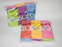Набор вафельных полотенец Bayalli flower 12 шт 45*70, фото 1