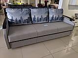 Прямой диван Оскар Константа, фото 9