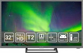Телевизор Akai UA328IA124FDS+Бесплатная доставка!