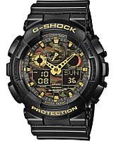 Мужские часы Casio GA-100CF-1A9ER