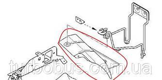 Щиток випускн колектора (теплозащитный экран) на Рено Трафик 01-> Renault (оригинал) 8200503298