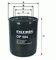 Фильтр масляный на Рено Мастер 98> 2.5D + 2.8dTI FILTRON (Польша) OP5941