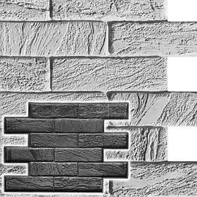Резиновые формы для камня и кирпича