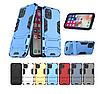 PC + TPU чехол Metal armor для Apple iPhone 11 (7 кольорів)