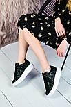 Женские кроссовки Alexand1r McQueen - Glitter Platform 36-40рр. Живое фото. Люкс реплика, фото 9