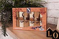 Вафельные полотенца Niltex 40х60 Кофе