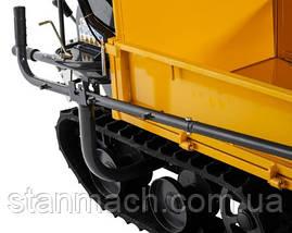 Бензиновый гусеничный самосвал Lumag MD300 ( Думпер ), фото 3