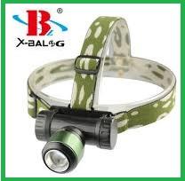 Фонарик налобный тактический Police BL-6953 XPE для охоты и рыбалки.