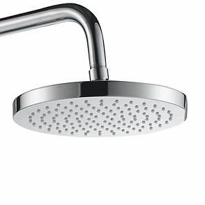 Система душевая (смеситель для душа, верхний и ручной душ) Rozzy Jenori VELUM RSZ082-5, фото 2