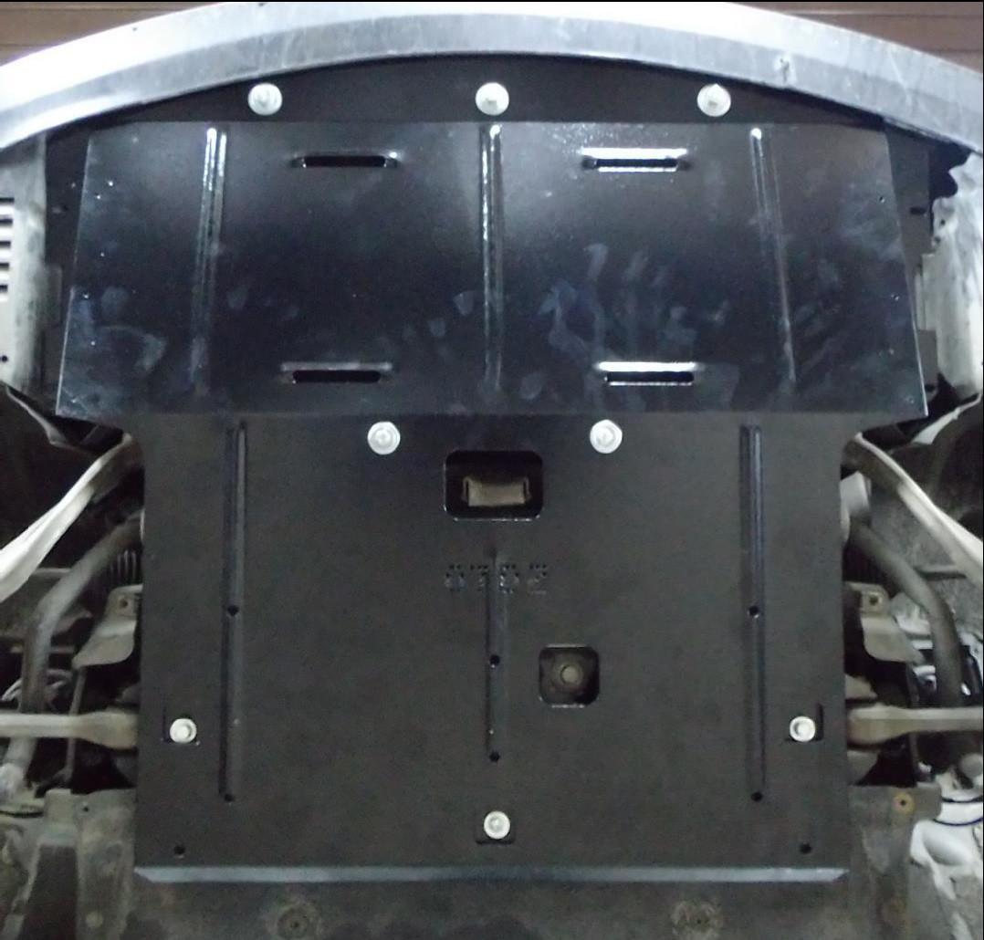 Защита двигателя BMW 5-й серії E60/E61 2003-2010 V-3,0і 4х4 АКПП двигун, радіатор