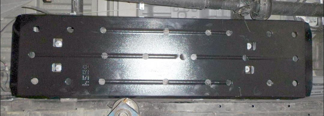 Защита двигателя Ford Ranger  2011- V-2,2ТDI; 3,2ТD; АКПП/МКПП захист баку