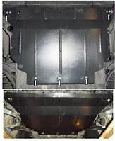 Защита двигателя Volkswagen Tiguan  2016- V-2,0TDI АКПП/тільки для СНГ двигун, КПП, радіатор