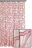 Вуаль з жаккардовою ниткою різні кольори, фото 1