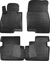 Коврики в салон Mazda 3 (III) 2013 -> черный, кт - 4шт