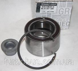 Подшипник передней ступицы Рено Мастер III 2010> RENAULT (Оригинал) 402103708R