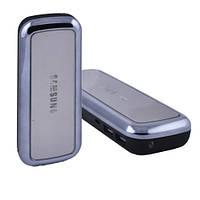 Power Bank Samsung 20000mAh 2USB(1A+2.1A)+1LED, индикатор заряда(2500)