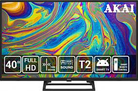 Телевизор Akai UA40IA124S+Бесплатная доставка!