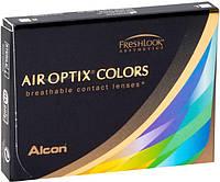 Цветные контактные линзы AirOptix Colors (1 месяц)