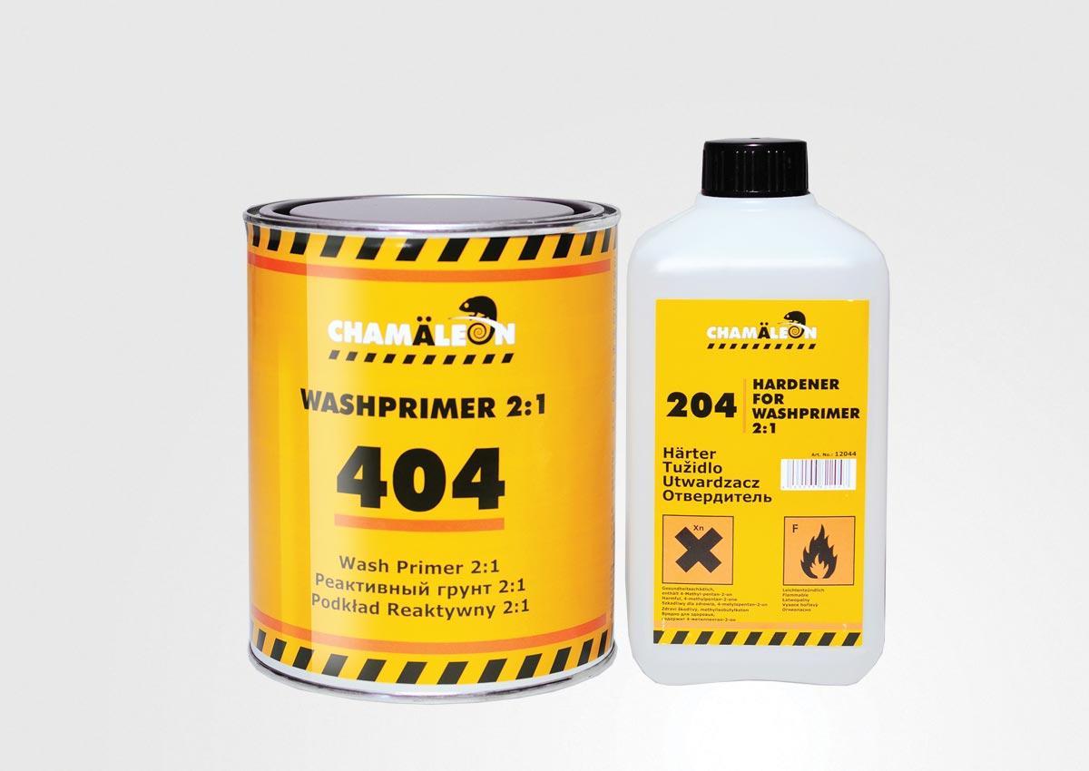 Грунт кислотный Сhamaleon 404, 1л+500мл комплект