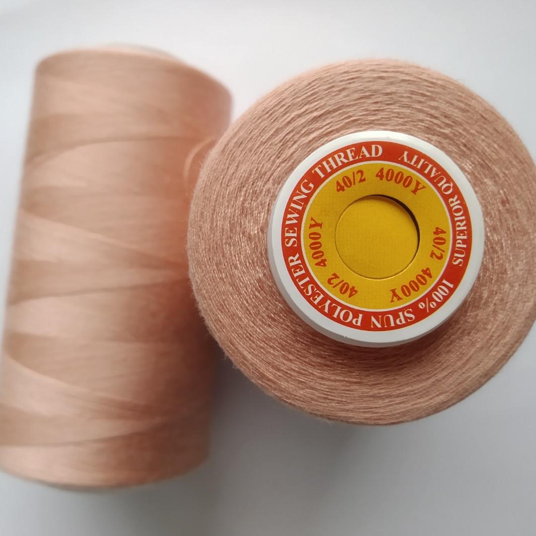 Нитки швейні mH 40/2 колір 101