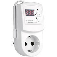 Терморегулятор terneo rz для инфракрасных обогревателей