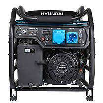 Генератор Hyundai HHY 10050FE ATS, фото 2