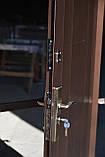 Дверь металлическая, входная дверь, квартирная дверь, фото 3