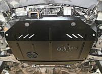 Защита двигателя Chevrolet Captiva 2011- V-2,4,двигун/КПП/роздатка частково (Шевролет КАПТИВА)