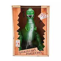 """Интерактивный Динозавр Рекс Disney  """"История игрушек"""" Rex Toy Story, фото 1"""