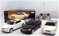 Rs. Машинка 1:24 на упр. LEXUS IS 350 3 асс RASTAR
