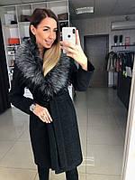 Женское зимние шерстяное пальто от 42 до 50 размера РАЗНЫЕ ЦВЕТА