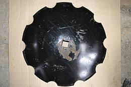 Диск ромашка 610 мм, отвір - квадрат 40х40 (1938-24MDB98, 241405N, N242047))