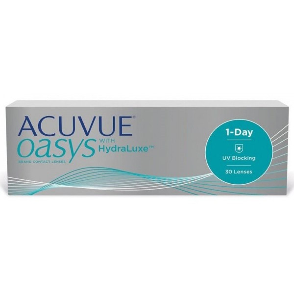 Одноденні Контактні лінзи Acuvue oasys 1-day