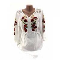 Вишиті жіночі блузки