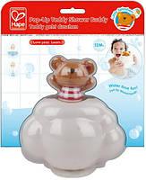 Игрушка для ванны Teddy принимает душ