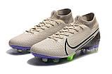 Бутсы Nike Mercurial Superfly VII Elite FG grey/ultrablue, фото 5