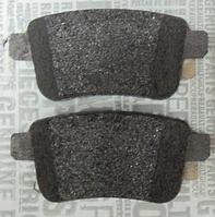 Тормозные колодки передние на Рено Кенго II (2008>) REMSA (Испания) - 1351.00