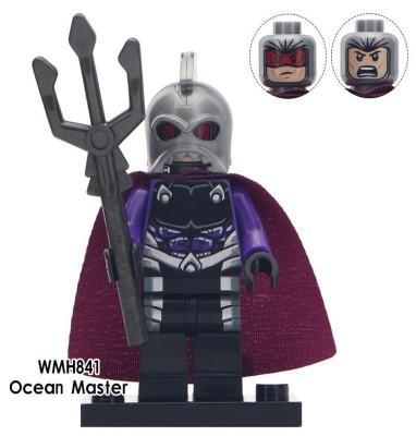Фигурка Океанмастера Oceanmaster DC Comics Super Heroes Суперзлодей Аналог лего