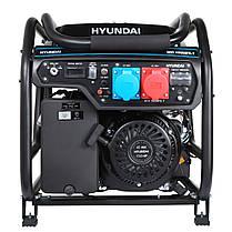 Генератор Hyundai HHY 10050FE-T, фото 2