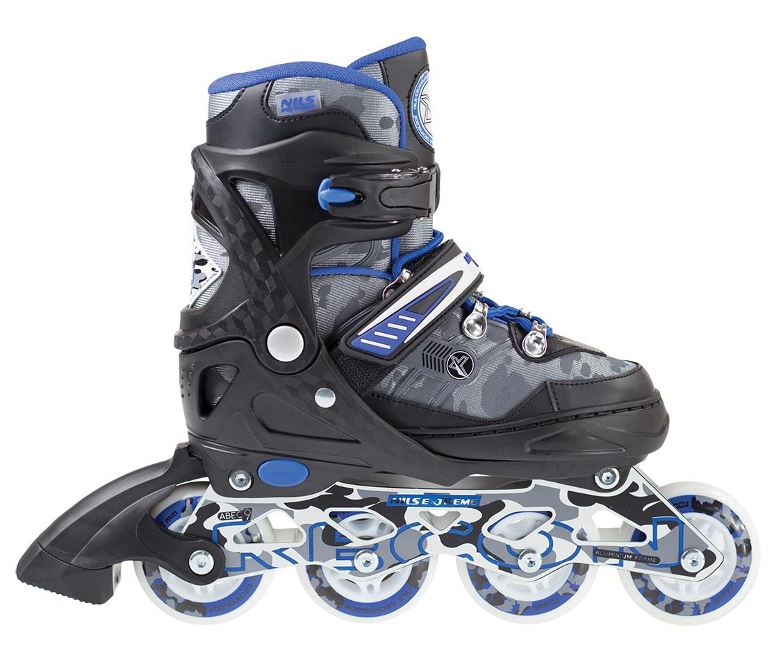 Роликовые коньки Nils Extreme NA1118A Size 39-42 Blue