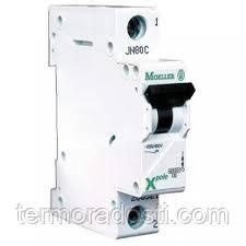 Автоматический выключатель однополюсный Eaton (Moeller Electric) PL6