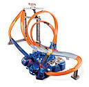 Хот Вілс Мега авто трек Віртуальна реальність Hot Wheels Triple Track Twister, фото 3