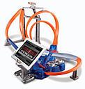 Хот Вілс Мега авто трек Віртуальна реальність Hot Wheels Triple Track Twister, фото 4