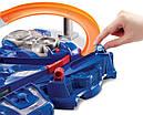 Хот Вілс Мега авто трек Віртуальна реальність Hot Wheels Triple Track Twister, фото 6