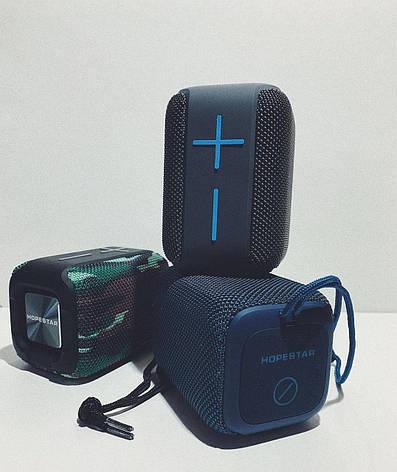 Портативная акустическая Bluetooth колонка Hopestar P16, фото 2