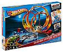 Хот Вілс Мега авто трек Віртуальна реальність Hot Wheels Triple Track Twister, фото 10