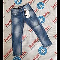 Оптом детские джинсы для мальчиков  RUN BOY